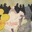 Moulin Rouge, la Goulue - Henri de Toulouse-Lautrec