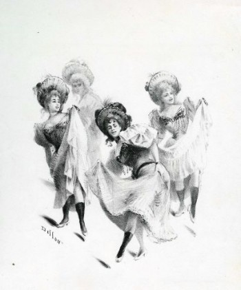French-Cancan - Henri Patrice Dillon