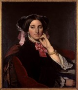 Portrait de madame Gonse - Jean-Auguste-Dominique Ingres