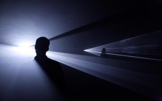 Solid light works - Anthony McCall