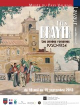 Yves Brayer : les années romaines (1930-1934)